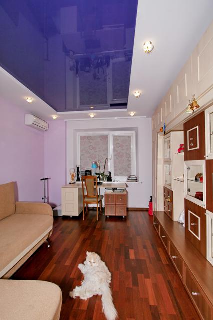 Натяжные потолки DEMI-LUNE. Детская комната