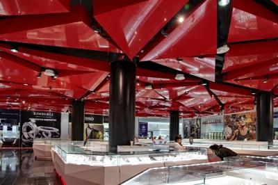 Объемные 3D натяжные потолки