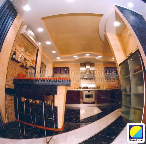 Потолки кухня дизайн и фото источник