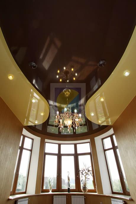 Натяжные потолки Деми-Луне в Кировограде