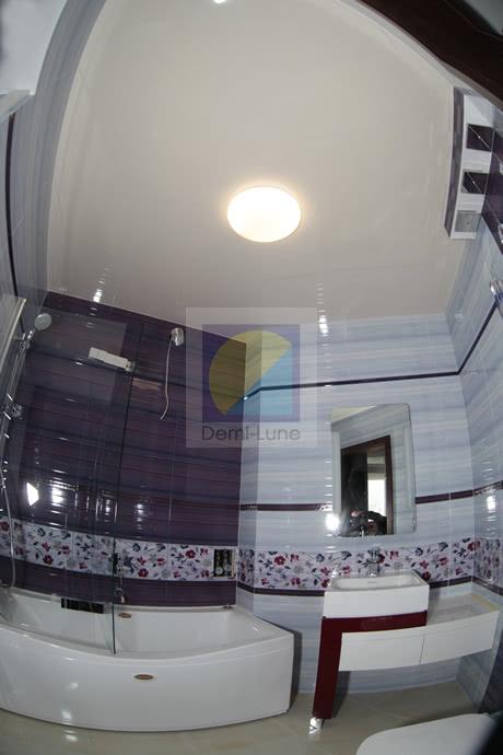 Натяжные потолки Деми-Луне во Львове